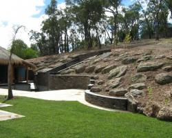 Retaining and Rock work